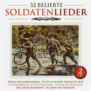 32 beliebte Soldatenlieder, Doppel-CD
