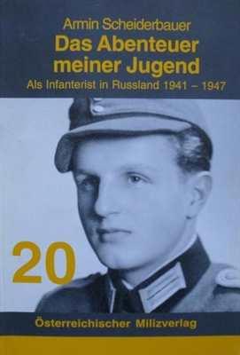 Scheiderbauer, Armin: Das Abenteuer meiner Jugend