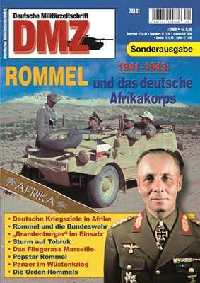 DMZ Sonderausgabe - Rommel und das dt. Afrikakorps