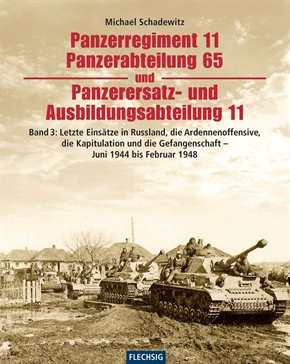 Schadewitz, Michael: Panzerreg. 11, Panzerabt. 65