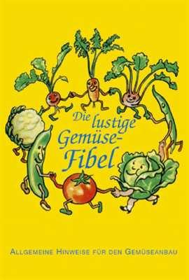 Die lustige Gemüse-Fibel