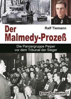 Tiemann, Ralf: Der Malmedy-Prozeß