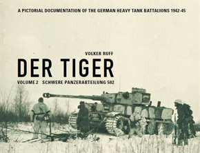 Ruff, Volker: Der Tiger - Band II