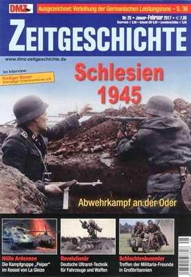DMZ Zeitgeschichte Nr. 25