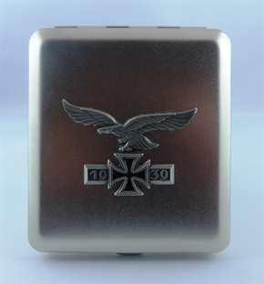 Zigarettenetui - Adler, Eisernes Kreuz