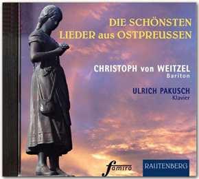 Die schönsten Lieder aus Ostpreußen, CD
