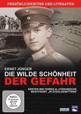 Ernst Jünger - Die wilde Schönheit der Gefahr, DVD