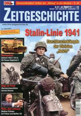 DMZ Zeitgeschichte Nr. 28