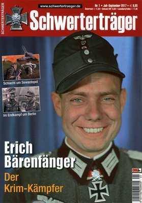 Schwerterträger Nr. 1/2017 - Erich Bärenfänger