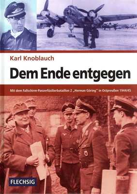 Knoblauch, Karl: Dem Ende entgegen
