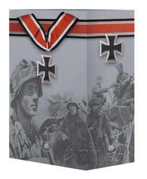 """Franz: Die Ritterkreuzträger d. Division """"Wiking""""1"""