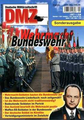 DMZ Sonderausgabe - Bundeswehr und Wehrmacht
