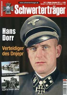 Schwerterträger Nr. 2/2017 - Hans Dorr
