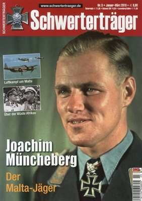 Schwerterträger Nr. 3/2018 - Joachim Müncheberg