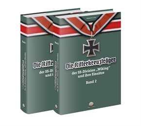 """Die Ritterkreuzträger d. Div. """"Wiking""""  Bd. 1 + 2"""