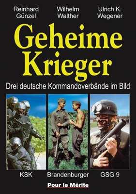 Günzel/Walther/Wegener: Geheime Krieger
