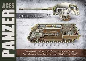 Panzer Aces - Farbprofile II