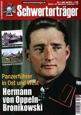 Schwerterträger Hermann von Oppeln-Bronikowski