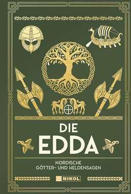 Die Edda - Nordische Götter- und Heldensagen