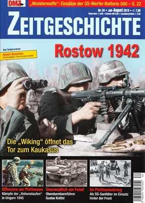 DMZ Zeitgeschichte Nr. 34