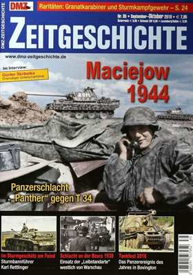 DMZ Zeitgeschichte Nr. 35