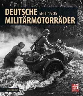 Rönicke, Frank: Deutsche Militärmotorräder