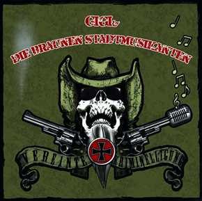 Gigi & die Stadtmusikanten - Vereinte Kriminelligung, CD