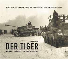 Ruff, Volker: Der Tiger - Band III