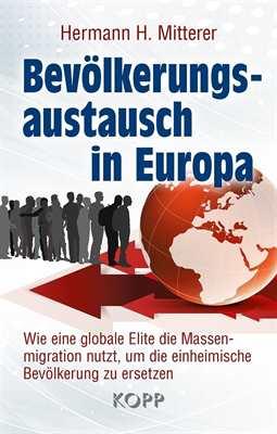Mitterer, Hermann: Bevölkerungsaustausch in Europa