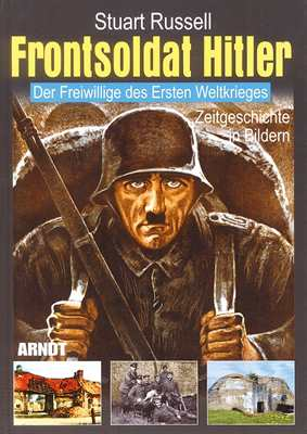 Russell, Stuart: Frontsoldat Hitler