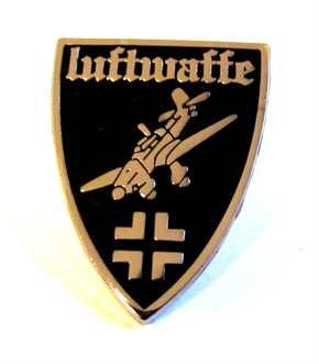 Anstecker Luftwaffe JU-87