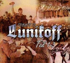 Tribute to Lunikoff - Teil 1-3, 2 CDs