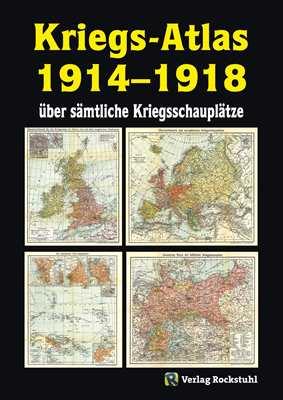 Kriegs-Atlas 1914-1918