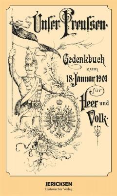 Unser Preußen - Gedenkbuch