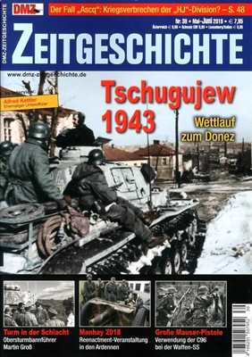 DMZ Zeitgeschichte Nr. 39