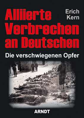 Kern, Erich: Alliierte Verbrechen an Deutschen