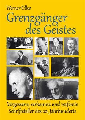 Olles, Werner: Grenzgänger des Geistes