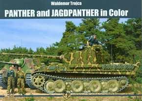 Trojca, Waldemar: Panther and Jagdpanther