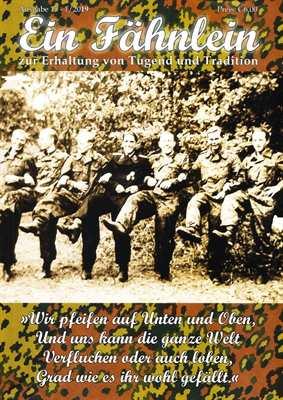 """Das Magazin """"Ein Fähnlein"""" Nr. 15"""