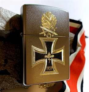 Zippo - Ritterkreuz mit Eichenlaub und Schwertern
