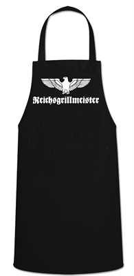 Grillschürze - Reichsgrillmeister I