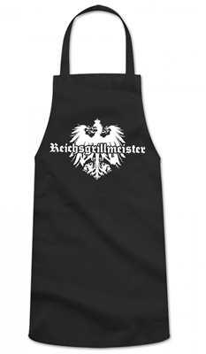 Grillschürze - Reichsgrillmeister II
