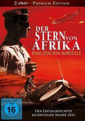 Der Stern von Afrika - Hans J. Marseille 2 DVD-Box