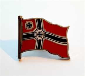 Anstecker Reichskriegsfahne WK 2