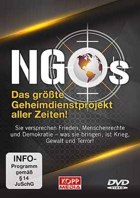NGOs - Das größte Geheimdienstprojekt aller Zeiten
