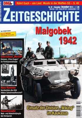 DMZ Zeitgeschichte Nr. 42