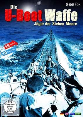 Die U-Boot Waffe, 8 DVD-Box
