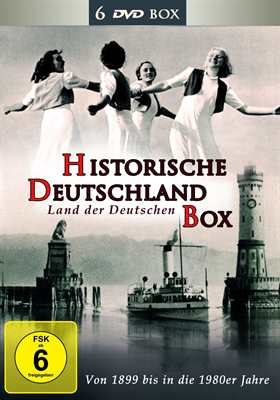 Land der Deutschen, 6 DVD-Box