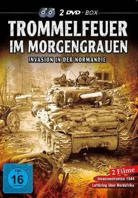 Trommelfeuer im Morgengrauen, 2 DVDs