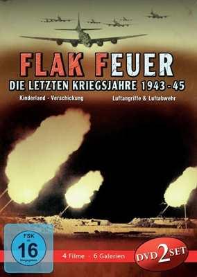 Flak Feuer, 2 DVDs